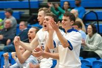 Men's Basketball Moves Up in D3hoops.com Poll