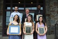 Senior Varsity Athletes Honored at Jack B. Riffle Celebration