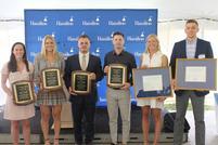 Senior Varsity Athletes Honored at Jack B. Riffle Celebration