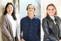 Three Awarded Watson Fellowships