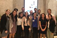 D.C. Program Tours <em>Washington Post</em> with Wemple '86