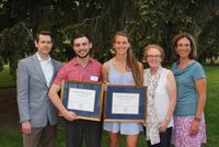 Senior Varsity Athletes Honored at Jack B. Riffle Dinner