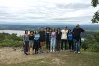 Fort Ticonderoga First Destination of ADK Program