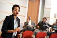 Tsion Tesfaye '16 Selected to Attend HELIO Program in Japan