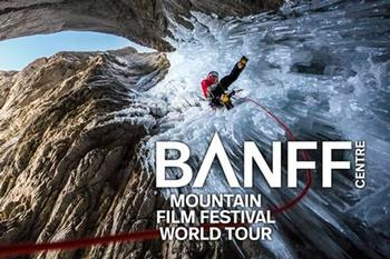 Banff Mountain Film Festival World Tour is Feb. 13