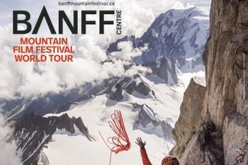 Banff Mountain Film Festival World Tour is Feb. 12