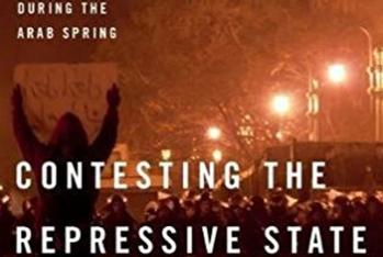Jumet Publishes Book on Arab Spring