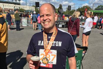 Stone '88 Finishes Last Marathon
