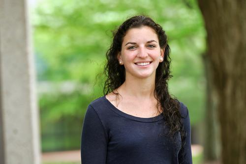 Diane Paverman '13 Capitalizes on Comp. Sci. Experience to Launch Cybersecurity Career