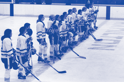 1997 Women's Ice Hockey Team