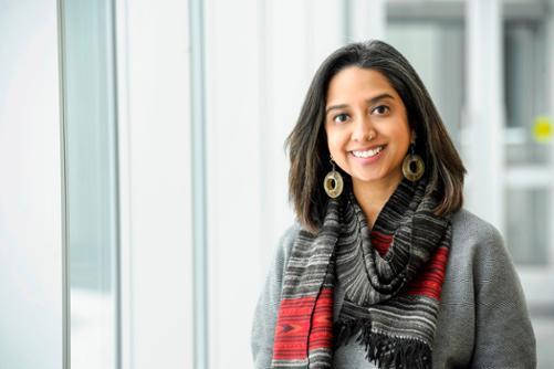 Meet the New Faculty: Rhea Datta, Biology