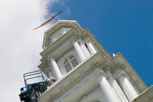 Repairing the Chapel