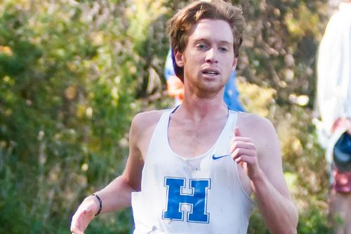 Abelson '16 Picked to Lead Heron Cross Country