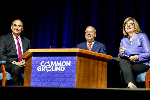 Rove and Axelrod Find Degrees of Agreement