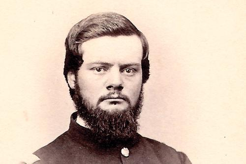 Morris Brown Jr. Class of 1864