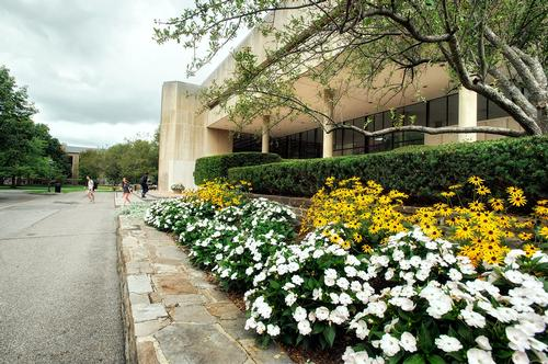 Burke Library, Exterior