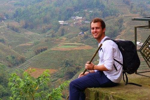 Carter Sanders '18 to Malaysia as Fulbright ETA