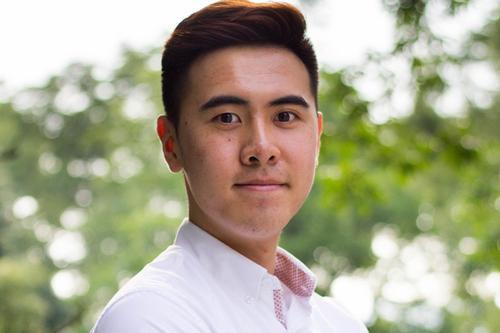 Changjun (Justin) Zhu '19 Awarded API-JCU Diversity Scholarship