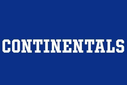 Continentals Wordmark