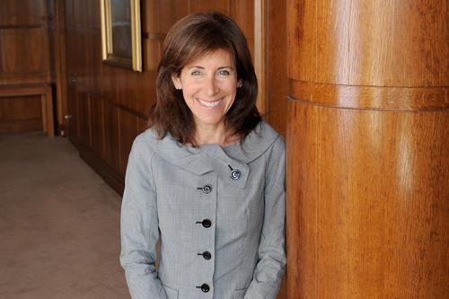 Linda Johnson '80 Establishes Wellin Museum Director Fund