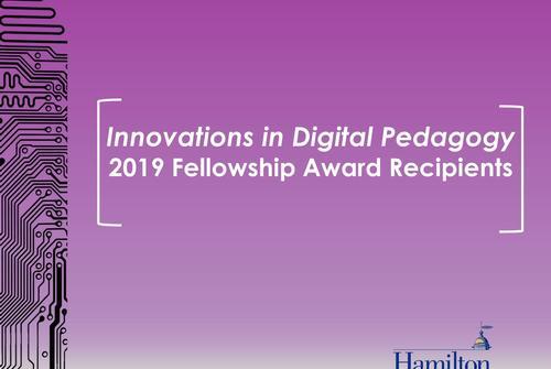 Innovations in Digital Pedagogy Faculty Fellowship