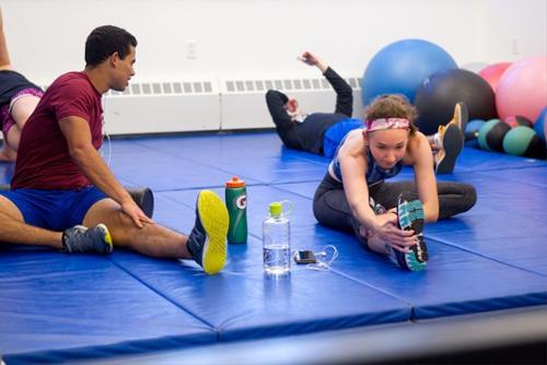 Health and wellness programs - Fitness Center
