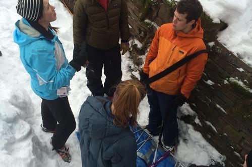 Extreme Adventure Narratives Class Practices Rescue