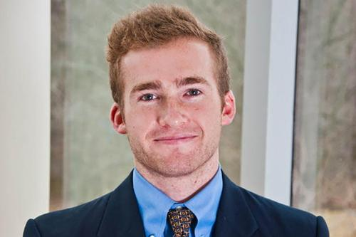 Michael Lubelczyk '17 Awarded  Fulbright ETA to Germany