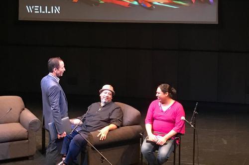 Artist Jeffrey Gibson Discusses Wellin Museum Exhibition