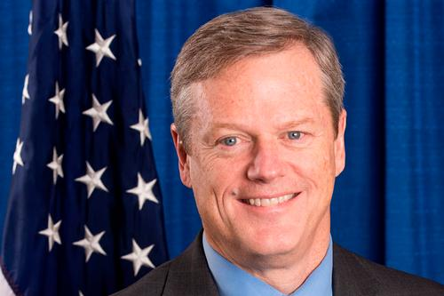 Mass. Gov. Charlie Baker to Give Commencement Address