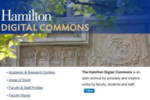 Hamilton Digital Commons