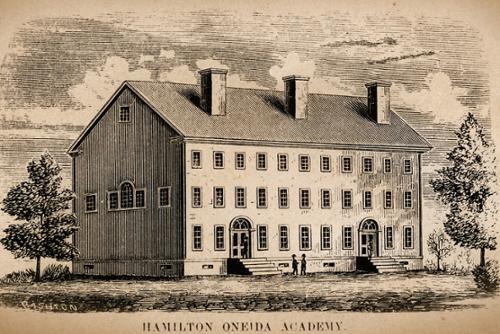 Hamilton Oneida Academy
