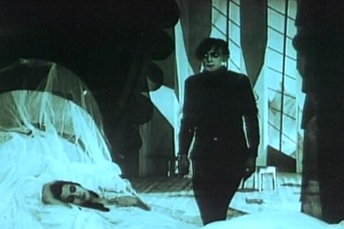 Cesare sneaks into Jane's bedroom