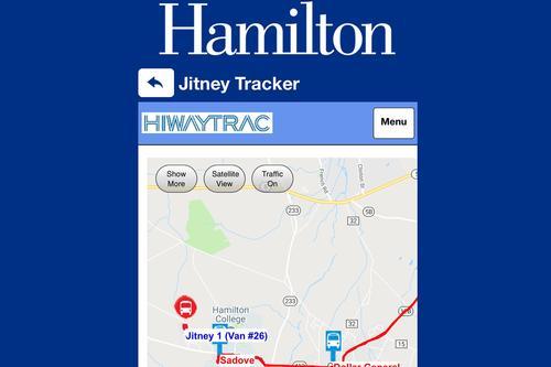 Jitney Tracker