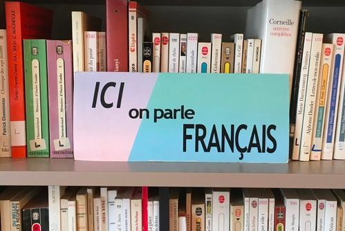 Ici on parle français