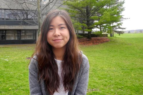 Anna Liu '18 Receives Gilman Scholarship and Freeman-ASIA Award