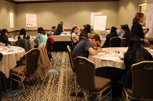 Students Hone Leadership Skills in Levitt D.C. Program