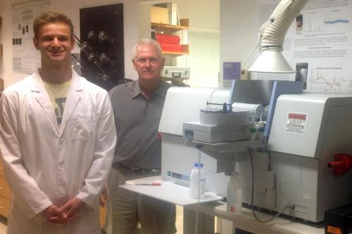 Hamilton Receives Atomic Absorption Spectrometer