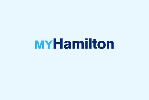myHamilton graphic