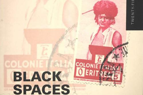 Merrill Publishes <em>Black Spaces</em>