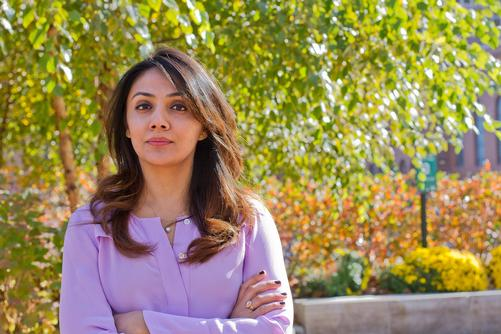 Durrani Participates in Mellon Summer Institute