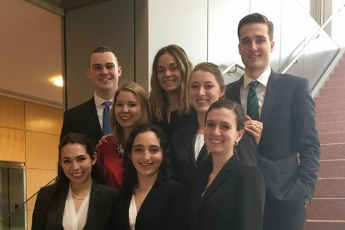 Mock Trial Advances to Championship Series