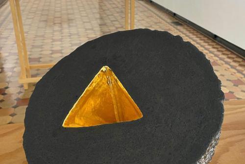 Murtaugh's Sculptures on Display at HWS