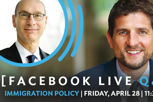 Controversial U.S. Immigration Policy is Topic of Live Webcast