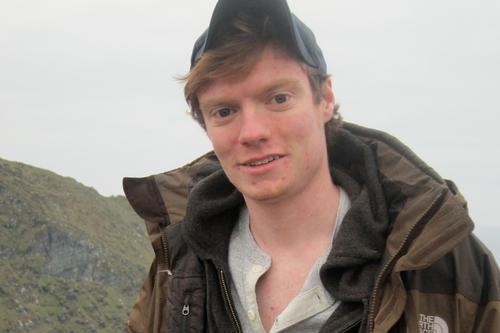 Nick Perry '11 Receives Fulbright English Teaching Assistantship