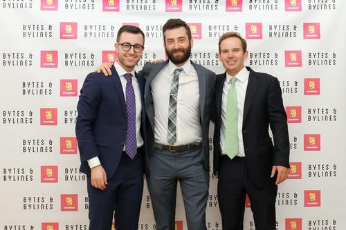 Eric Kuhn '09 Kicks Off White House Correspondents Dinner Festivities With Irish Flair