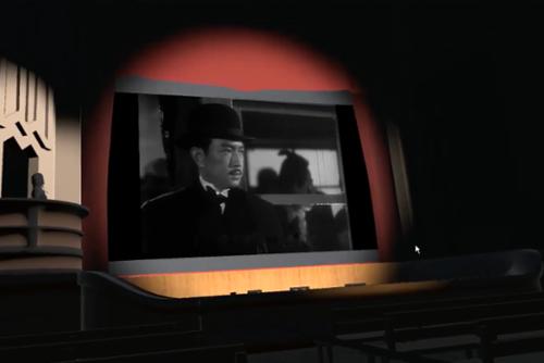 Virtual Reality Benshi