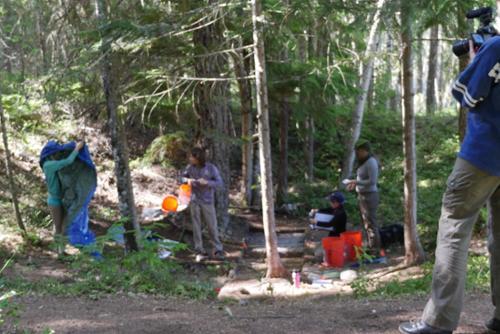 Digging Into Fieldwork in British Columbia