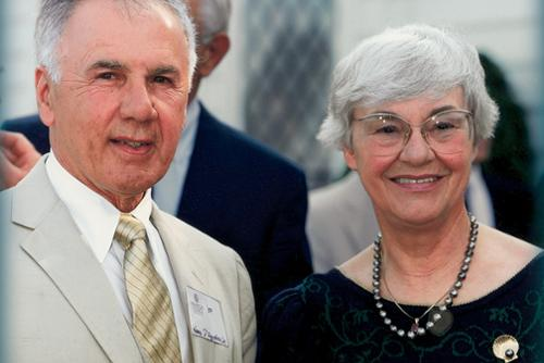 Anthony R. '39 and Muriel D'Agostino, Jr.