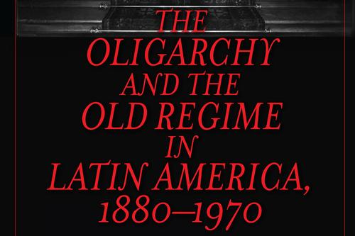 Gilbert's Book on Oligarchies Published
